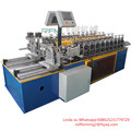 Professional 910 type roof use automatic single layer aluminum ceiling light steel keel roll forming machine