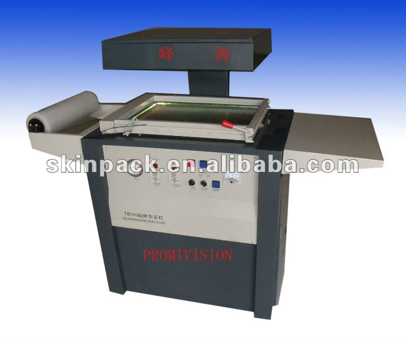 Skin Packaging Wrapping Machine,High Performance, Ready Stock