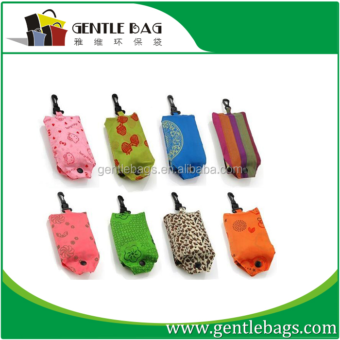 High Quality Nylon Foldable Bag For Shopping