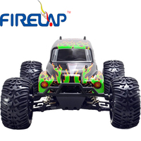 2.4Ghz remote control monster truck1/10th Scale Electric RTR 4wd rc Off-Road Mini Monster Truck Series