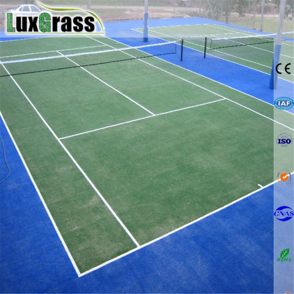 Customize Artificial Grass For Tennis Courts/ Game/Set/ Match Synthetic Turf