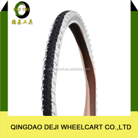 China Colored Rubber Bicycle Tires factory
