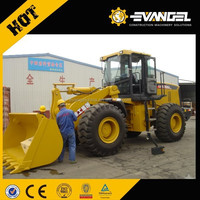 4 ton LW400KN Mini Track Yard Loader Made in China