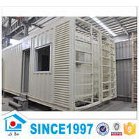 Multipurpose Useful China Prefab/ Pre made Container House Luxury