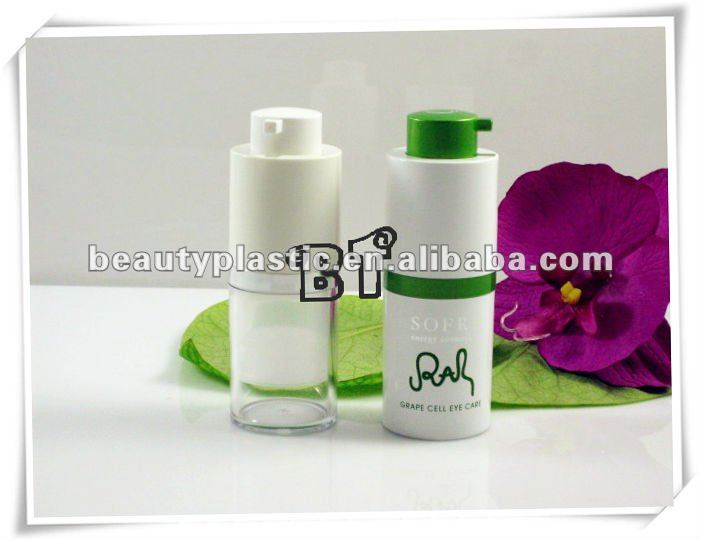 15ml plastic twisted bottle for gel