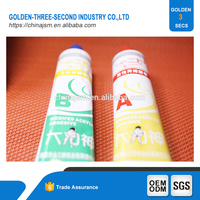 Two parts construction quick drying epoxy resin ab glue,water and heat resistant glue for stone