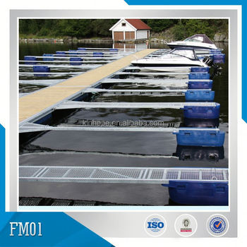2014 Floating floating pontoon bridge/Floating Marina