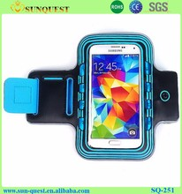 Quality assured Waterproof Led Flashing Mobile Phone Sports Armband For Running