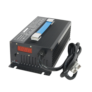 Standard Battery Use75.6V10A Li-Mn Battery Charger with LED Display