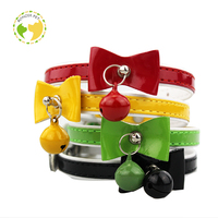 pet accessories collar safety buckle bells collar for cat