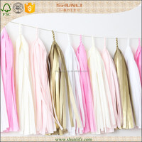 promotional high quality white party decorations