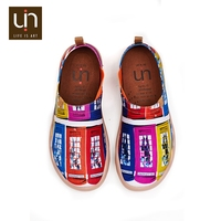 UIN Phonebooth women no lace casual canvas tour shoes