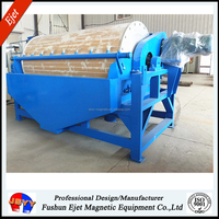 CTB63 high gradient wet magnetic separator for iron ore