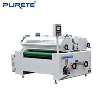 Reverse Roller, Roller Machine, Wood Effect Machine For Aluminum Profile Finishing