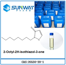 High Quality (Antimicrobial agent) 2-Octyl-2H-isothiazol-3-one 26530-20-1