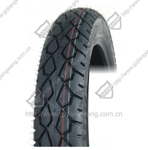 Tubeless motorcycle tyre 110 90-16