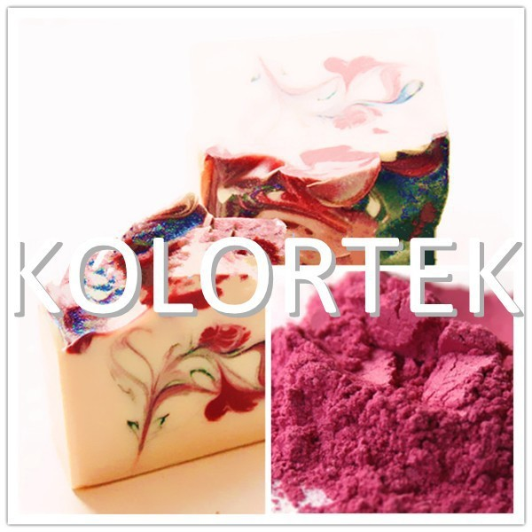 raw material and ingredients of soaps, natural soap colorants in soap making