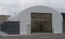 Fabricated Steel Frame Storage Warehouse