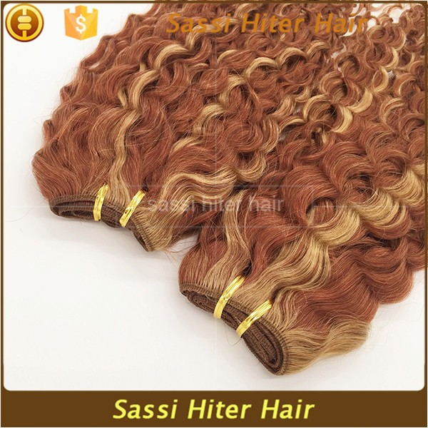 In Stock Fashion Hot Sale Jerry Curl Human Hair For Braiding