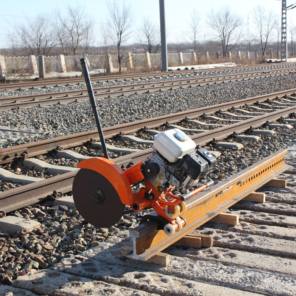 Rail Track Maintenance Equipment <strong>Cutting</strong> Saw Construction machine