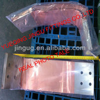JINGU 20 Year's production, CE Certificate, win the tender 4000A laminated copper flexible jumper