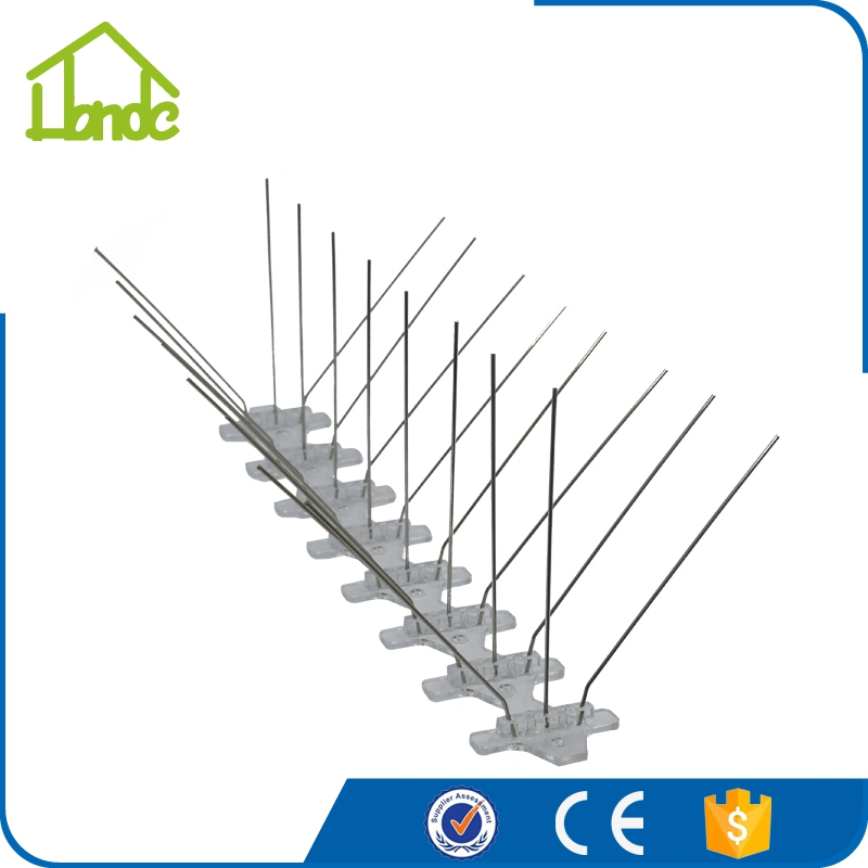 Stocked Bird Spikes Control Devices for Handrail