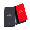 Customized Personalized Business Hardcover Notebook Printing Service With Case