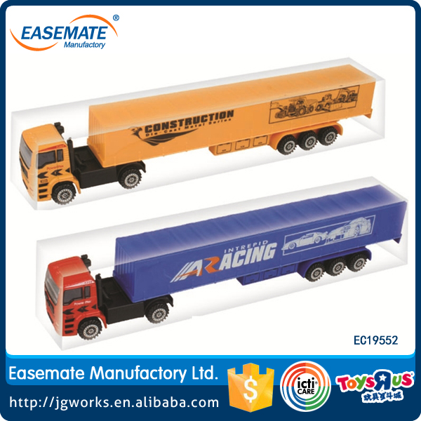 new product hotsale metal model truck toy,1:144 scale alloy toy container truck,die cast truck toy model