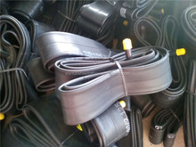 16''*1.75/2.125 china high quality butyl rubber bicycle inner tube factory