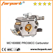 Forpark Garden Tools PRO38CC chainsaw MC1606BE walbro carburetor