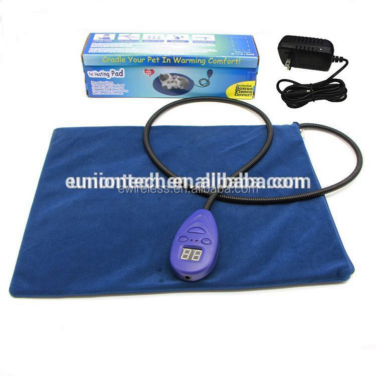 WaterproofCE,ROHS approved pet products small animal heated pad