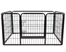 2016 best selling plastic dog fence/pet fence/dog enclosure