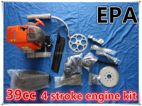 39cc 4 stroke motorised bicycle engine kit / high performance 4 cycle bike engine kits