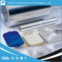 FDA, BRC, HACCP, KOSHER lubricated aluminum foil to make food container