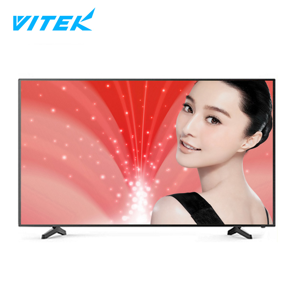 2017 Hot New Products No Brand Buy Bulk Electronics Competitive Price Tvs 4K Wholesale Made In China