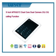 9 inch 3G MTK6572 1GB+8GB tablet korea