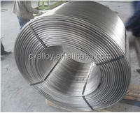 Pure Calcium Cored Wire china suppliers