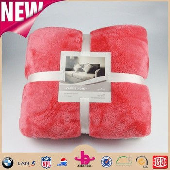 Hot sale plush blanket sherpa blanket fleece with soft plush/ super soft and warm fleece sherpa blanket