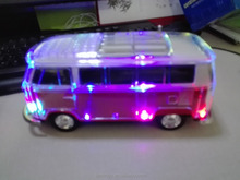 Fashionable hotsell electric car speaker,mini bus speaker with usb TF FM