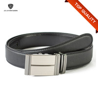 Fashion Hotsale OEM Formal Men's Adjustable Automatic Leather Belt