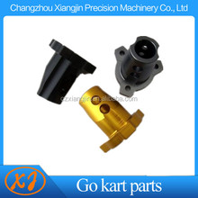 Custom CNC machining go karts parts For wholesales