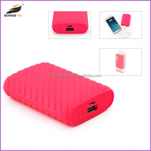[Somostel] Promotional Gift 7200mah power bank,Mini Power Bank Battery Charger For Samsung For Iphone