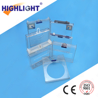 HIGHLIGHT S002 Anti-theft CD/ DVD boxes Security Safer Case