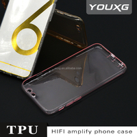 Wholesale!! cell phone case design mobile phone back cover high clear tpu case