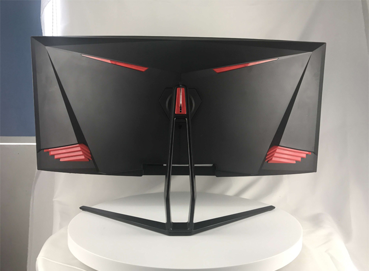 New item 35 Inch 4K 120hz Curved LED Display Gaming Computer PC Monitor Free Sync AMD