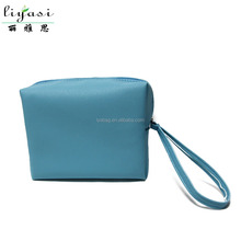PU Leather Organizer Cosmetic Bag with Zipper