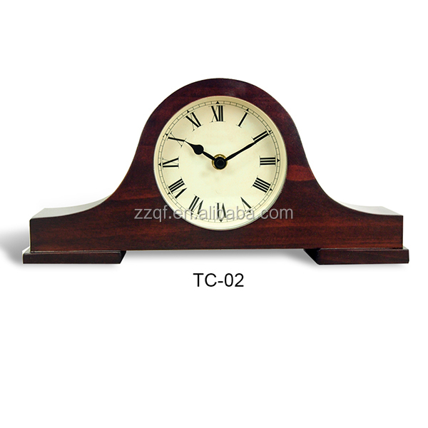 Wholesale the beautiful Wooden Table Clock(TC-02)