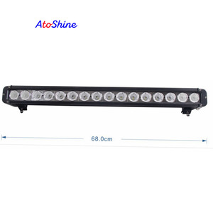 driving beam approve 26inch 160w Flood beam led offroad light bar