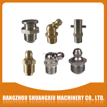 best price automobile parts 1/8-28 grease fitting types 90degree