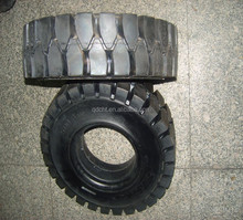 Bias Solid Tyre For Forklift/Used Forklift Tyres/China Tyre Factory